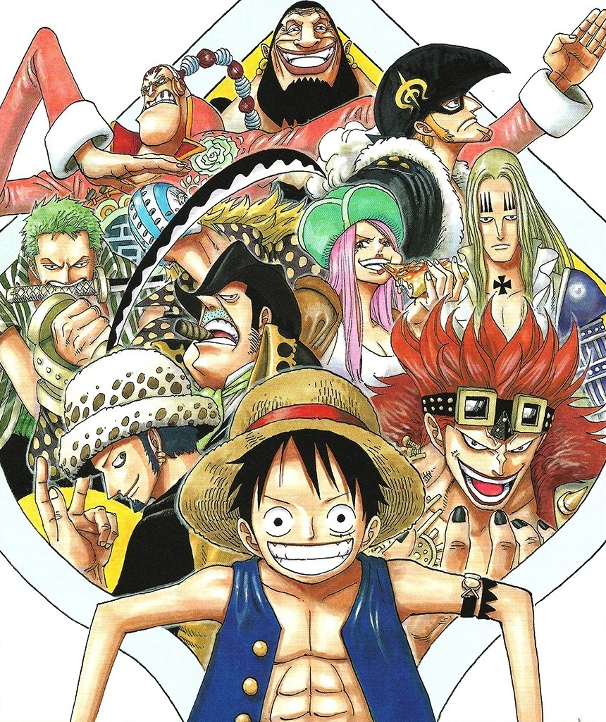 Super Rookie | One Piece Wiki | FANDOM powered by Wikia