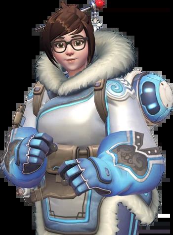 Mei Overwatch Wiki Fandom Powered By Wikia