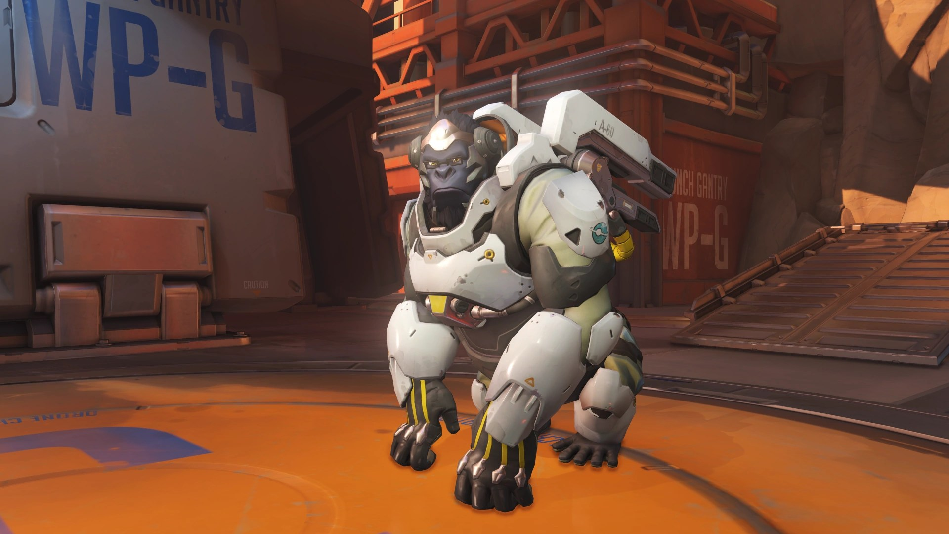 WinstonSkins And Weapons Overwatch Wiki FANDOM Powered By Wikia