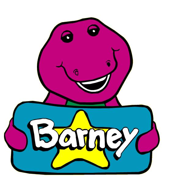 Blue Barney The Dinosaur