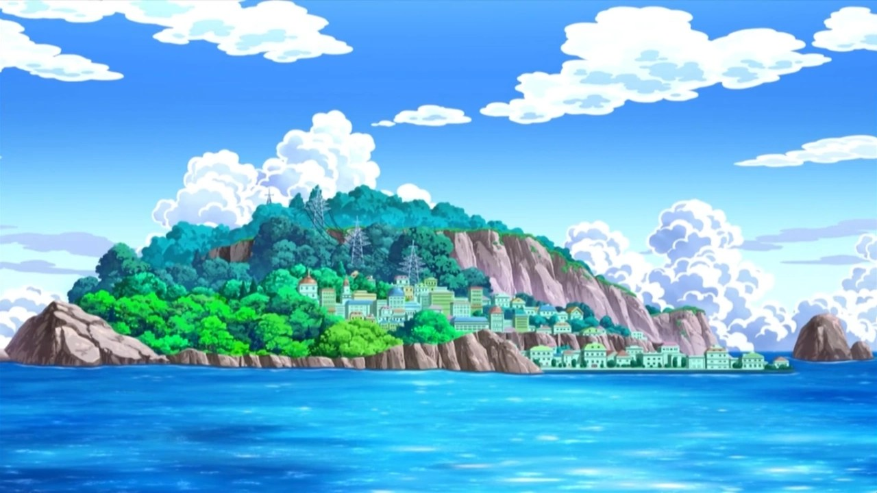 Torom Island | Pokémon Wiki | FANDOM powered by Wikia