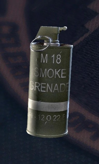 Smoke Grenade Rainbow Six Wiki FANDOM Powered By Wikia