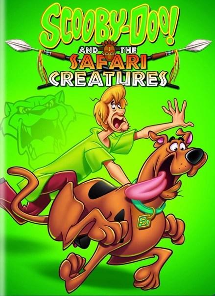 Scooby Doo And The Safari Creatures Scoobypedia