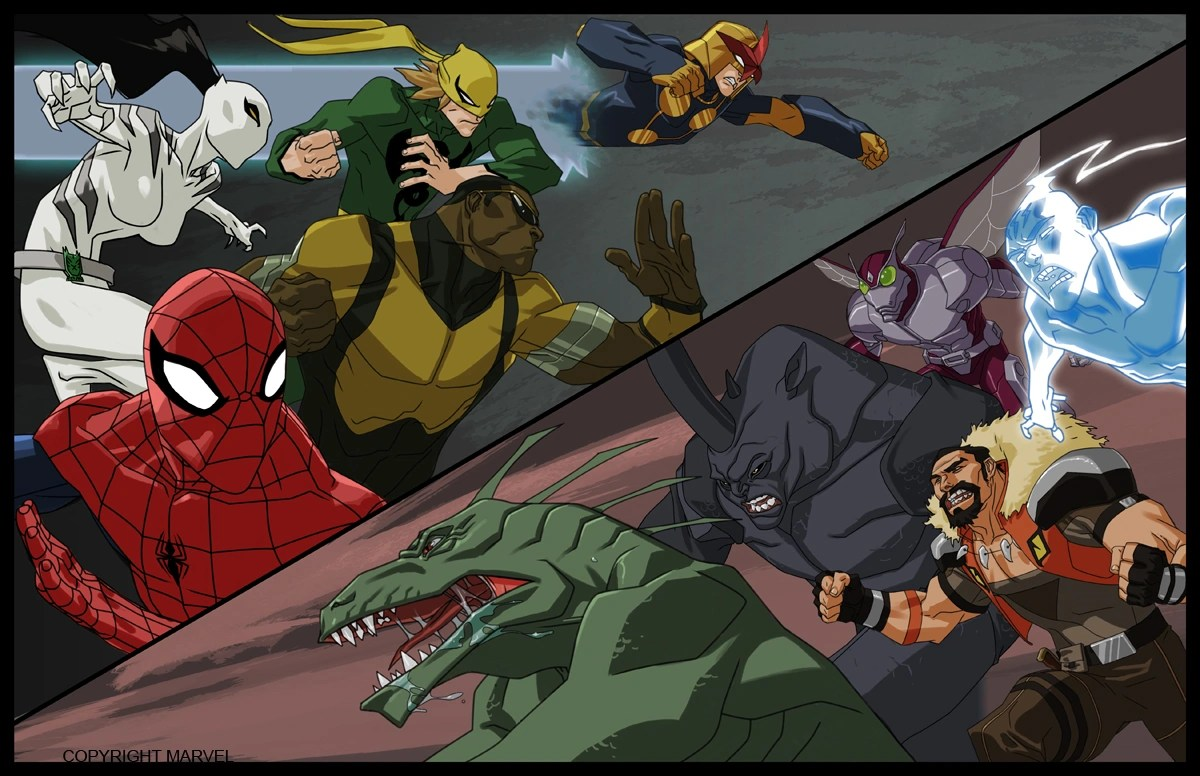 Man Xd Disney Spider Spectacular