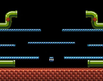 Mario Bros Stage Smashpedia FANDOM Powered By Wikia