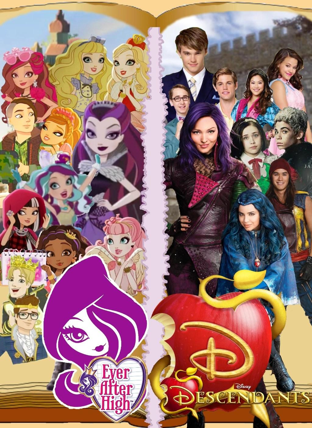 Disney Descendants Doug