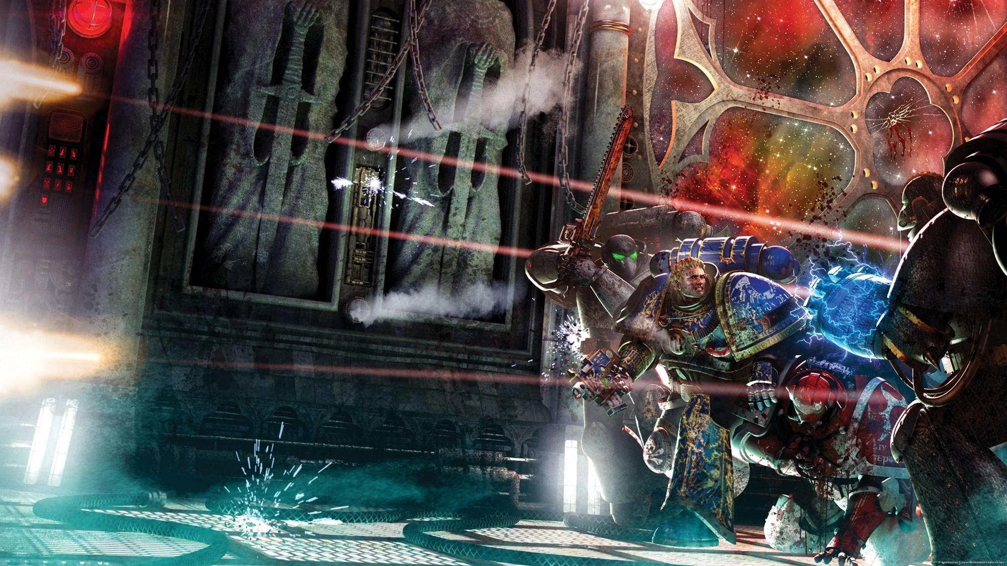 Mankind Emperor Warhammer 40k Wallpaper