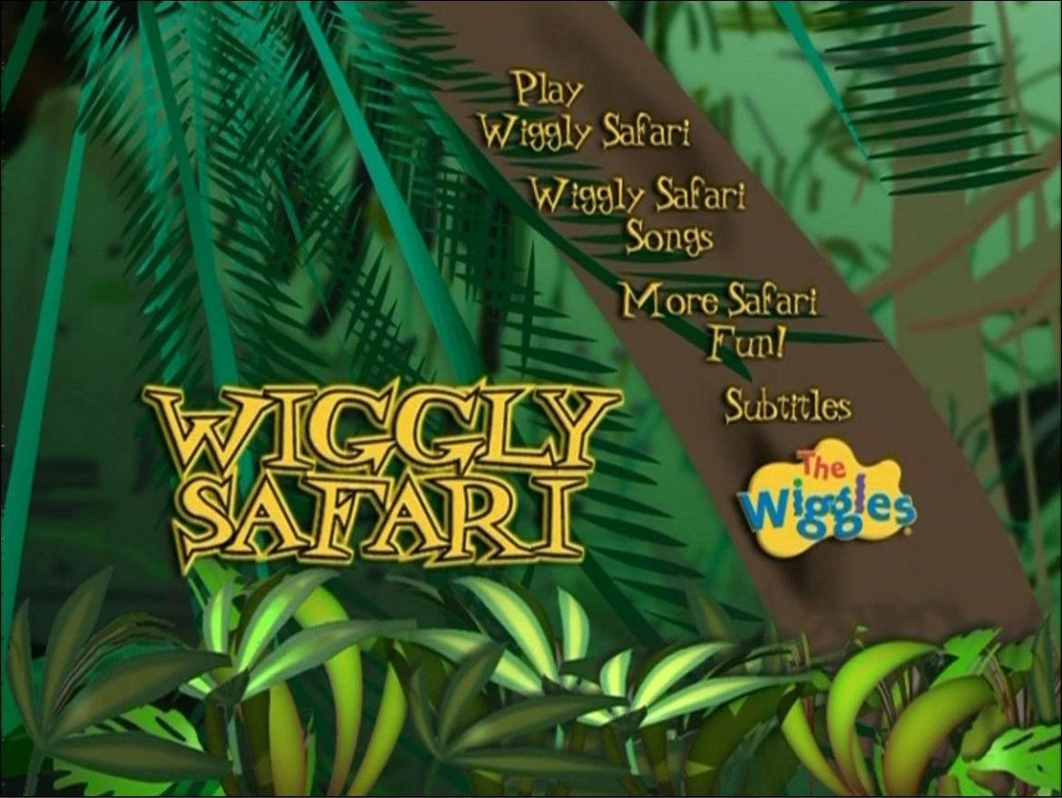 Safari Wiggles Wags Dog