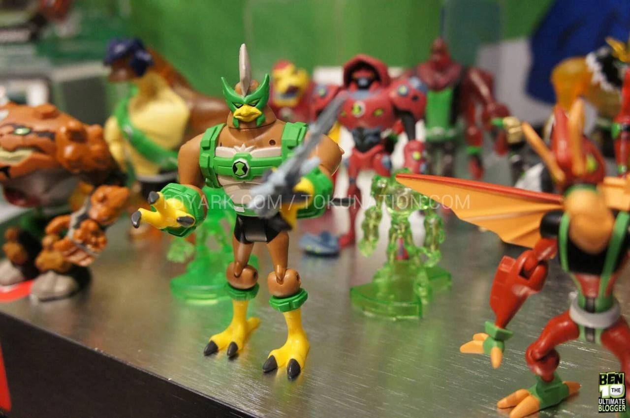 Ben 10 Omni Enhanced Toy Fair