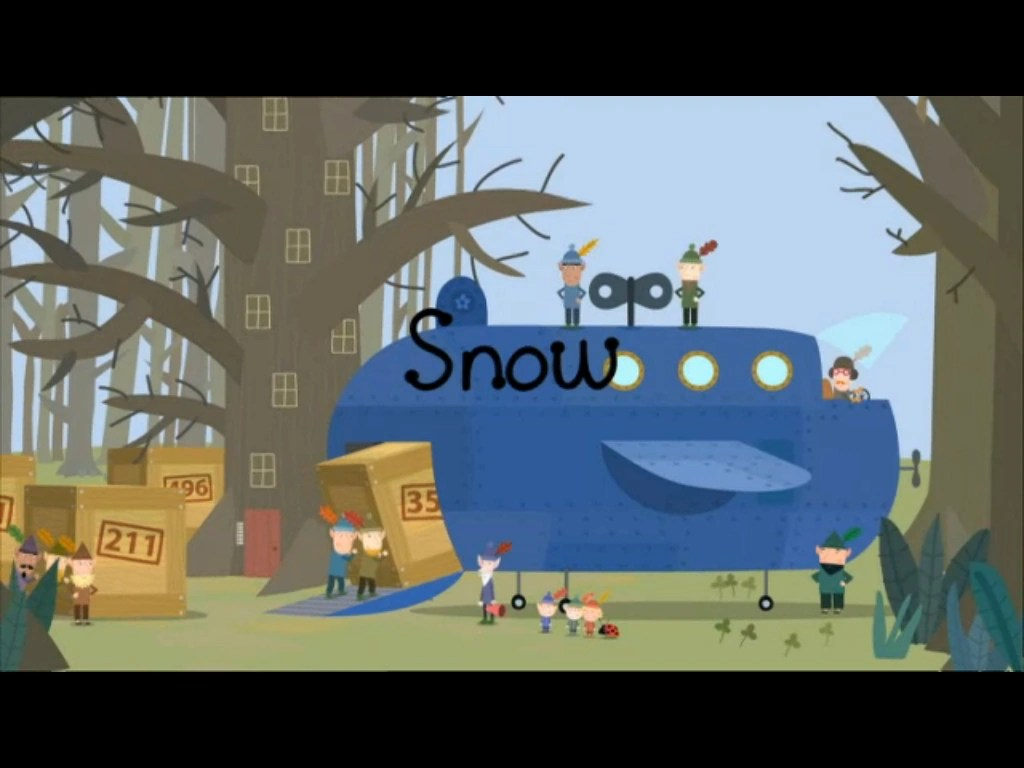 Snow The North Pole Christmas Specials Wiki FANDOM
