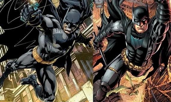 Frank Millers Dark Knight Returns Costume