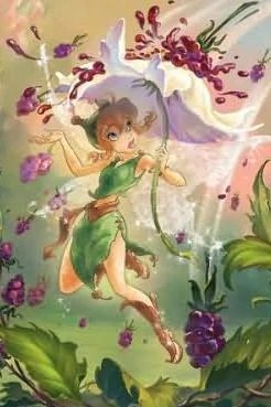 Beck And The Great Berry Battle Disney Fairies Wiki