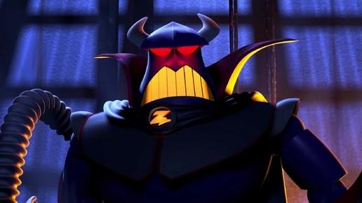Emperor Zurg Disney Infinity Characters