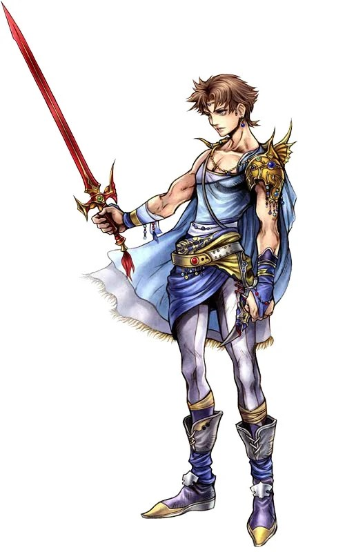 Bartz Klauser Dissidia Wiki Fandom Powered By Wikia