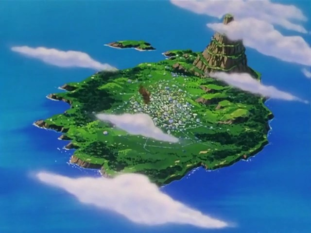 Amenbo Island | Dragon Ball Wiki | FANDOM powered by Wikia