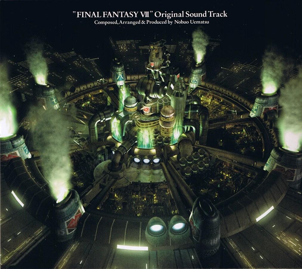 Final Fantasy VII Original Soundtrack Final Fantasy