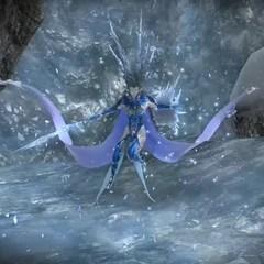 Shiva Final Fantasy XIV Final Fantasy Wiki Fandom