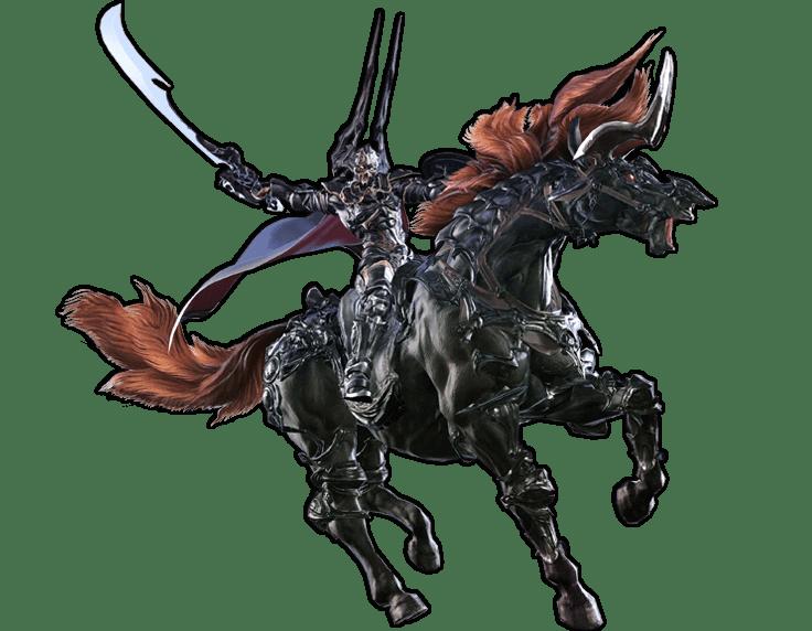 Odin Final Fantasy XIV Boss Final Fantasy Wiki