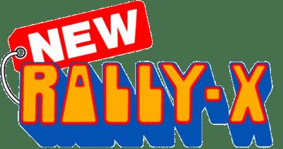 New Rally X Logopedia Wikia