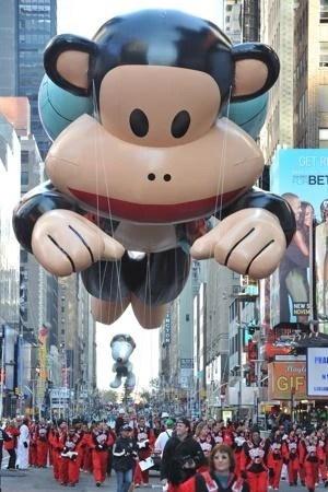 Julius The Sock Monkey Macys Thanksgiving Day Parade Wiki FANDOM Powered By Wikia