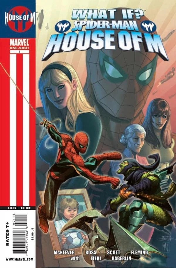 What If Spider Man House Of M Vol 1 1 Marvel Database