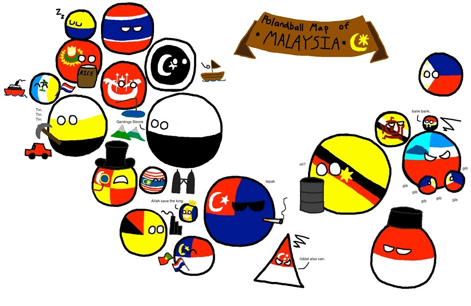 Malaysiaball Polandball Wiki FANDOM Powered By Wikia