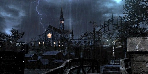 Tall Oaks Church Resident Evil Wiki Fandom Powered By
