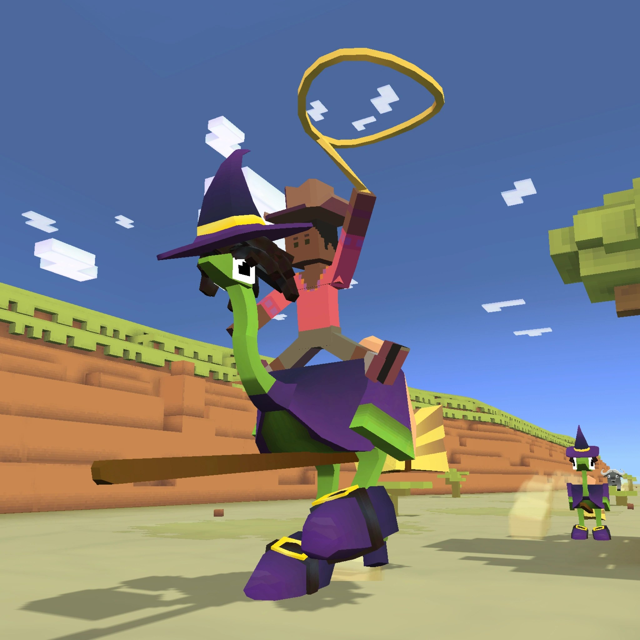 Ostwitch Rodeo Stampede Official Wiki Fandom Powered