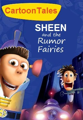 CartoonTales Sheen And The Rumor Fairies Scratchpad