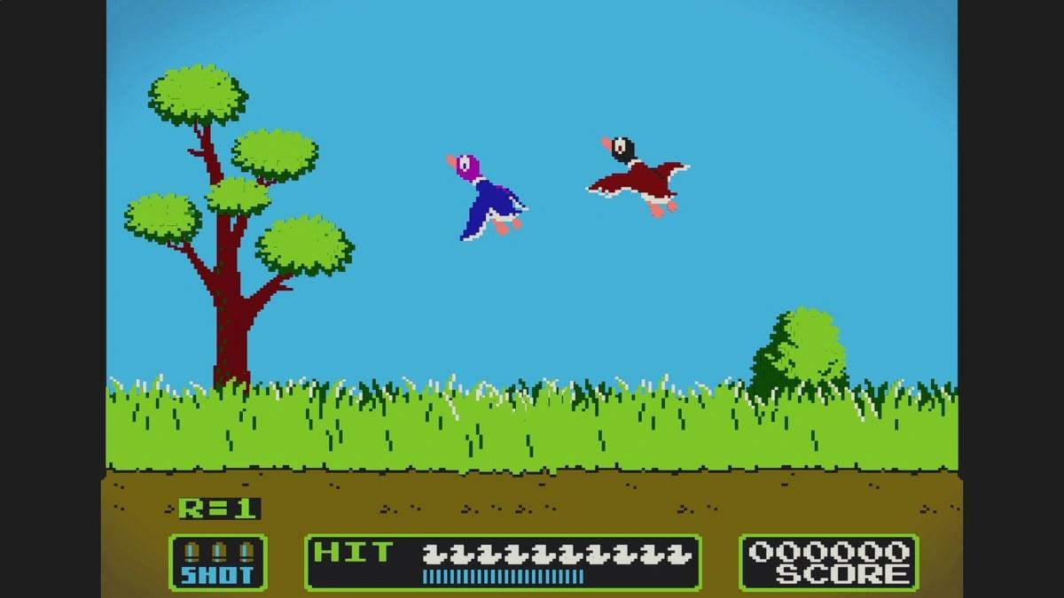 Duck Hunt Stage Smashpedia FANDOM Powered By Wikia