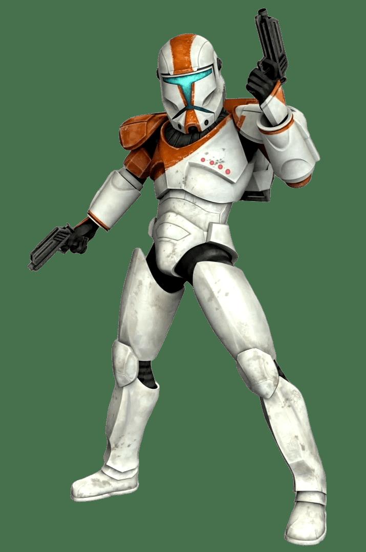 Star Wars Senate Commando