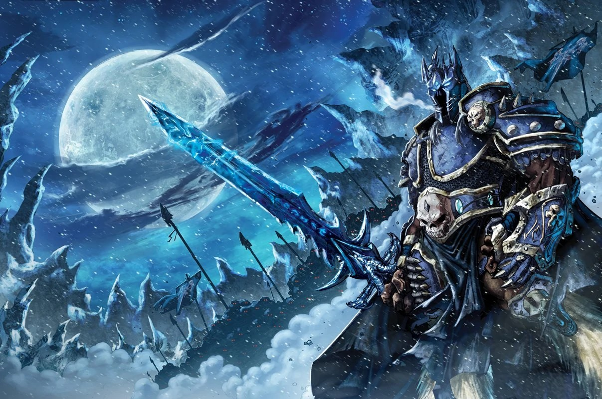 World Of Warcraft Lich King WoWWiki FANDOM Powered By Wikia
