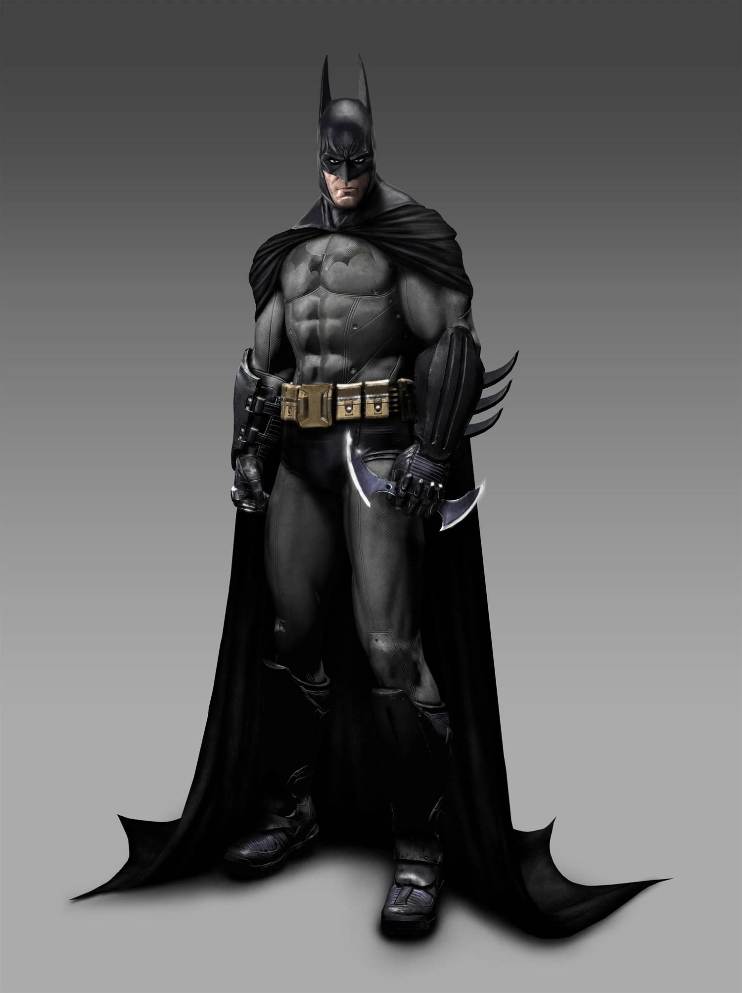 Image Batman Arkham Asylum Artwork Batmanjpg Batman