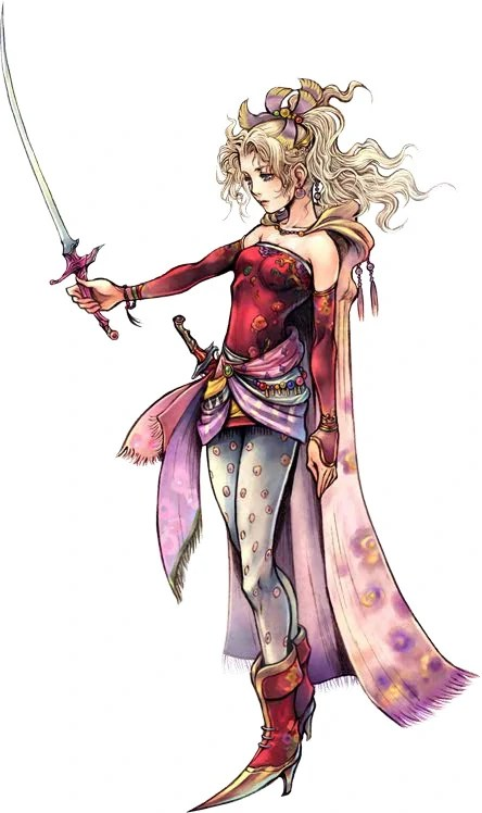 Tina Terra Dissidia Wiki Fandom Powered By Wikia