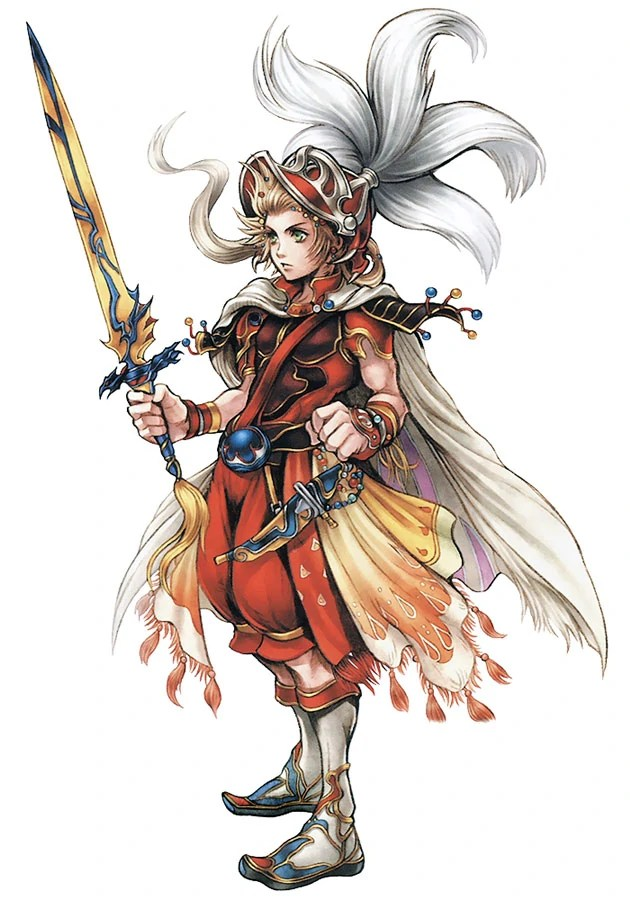 Onion Knight Dissidia Wiki Fandom Powered By Wikia