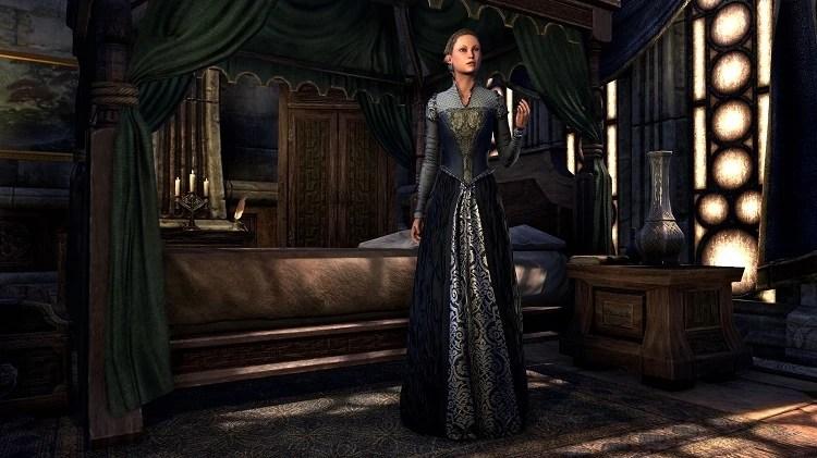 Skyrim Wedding Dress.Lovely Noble Wedding Dress Elder Scrolls Skyrim Clothing Images