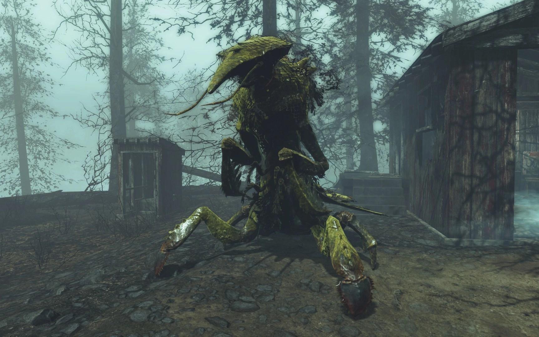 Shipbreaker Creature Fallout Wiki Fandom Powered By