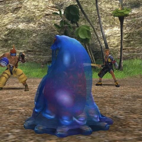 Water Flan Final Fantasy X Final Fantasy Wiki Fandom