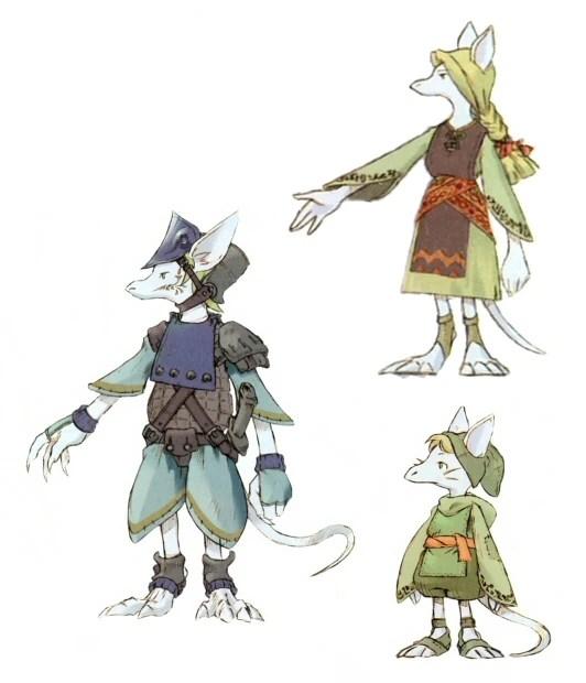Burmecian Final Fantasy Wiki Fandom Powered By Wikia