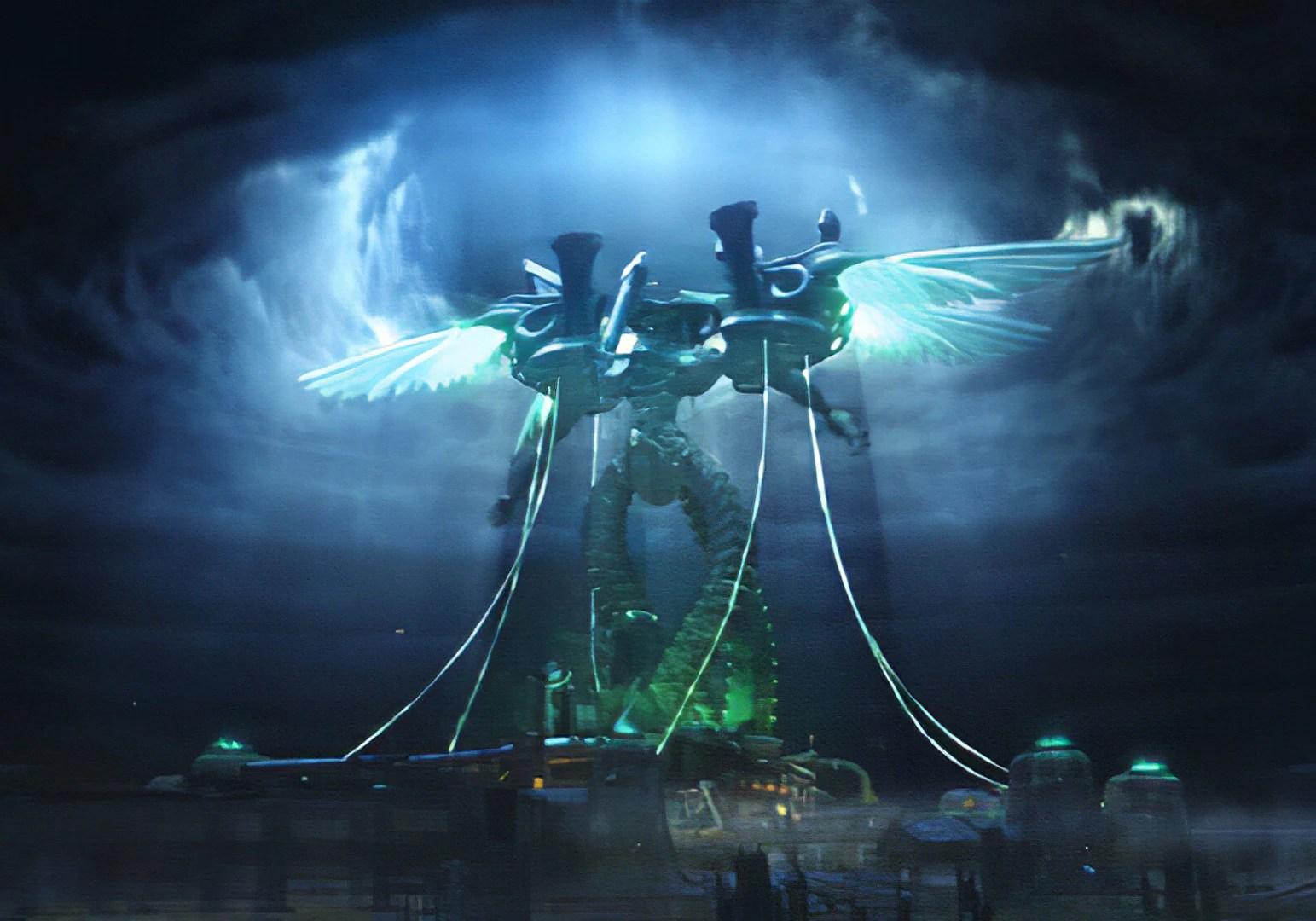 Omega Final Fantasy VII Final Fantasy Wiki FANDOM