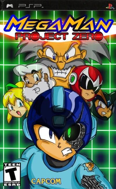 Megaman 11Project Zero Game Ideas Wiki FANDOM Powered