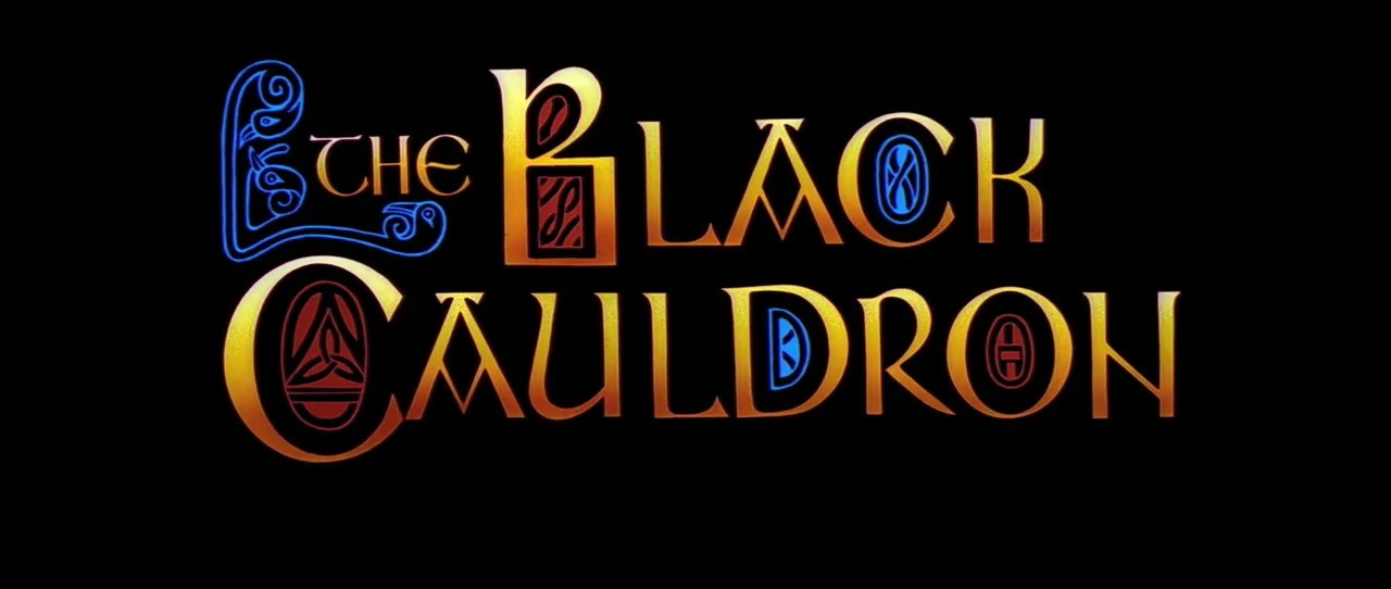 The Black Cauldron 1985 Film Logopedia FANDOM