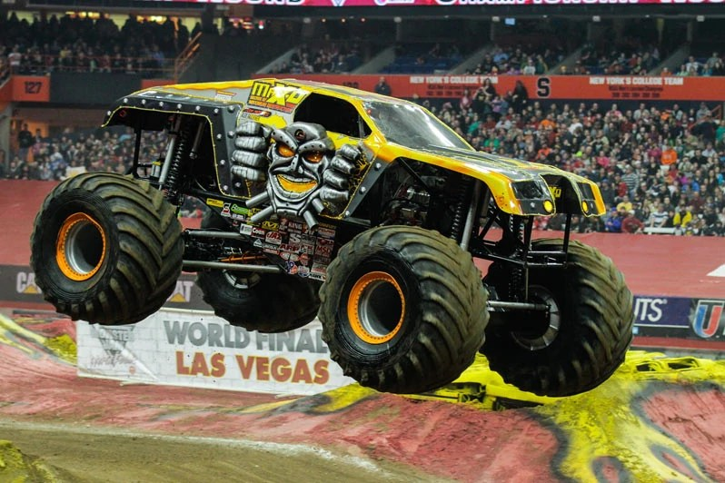 Maximum Destruction Monster Jam Wiki FANDOM Powered By