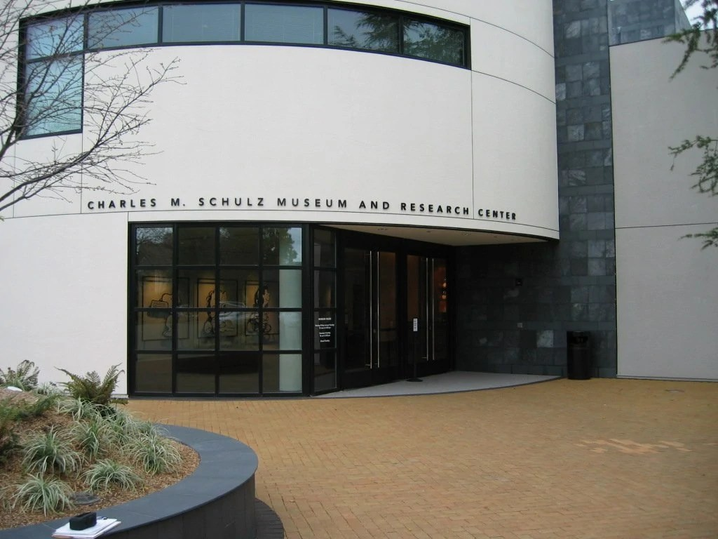 The Charles M Schulz Museum And Research Center Peanuts