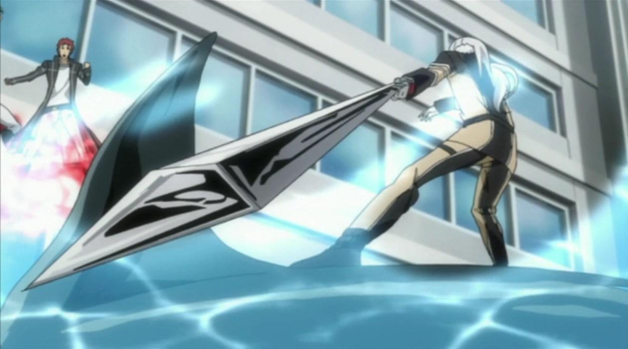 Artificial Arm Sword | Reborn Wiki | Fandom powered by Wikia