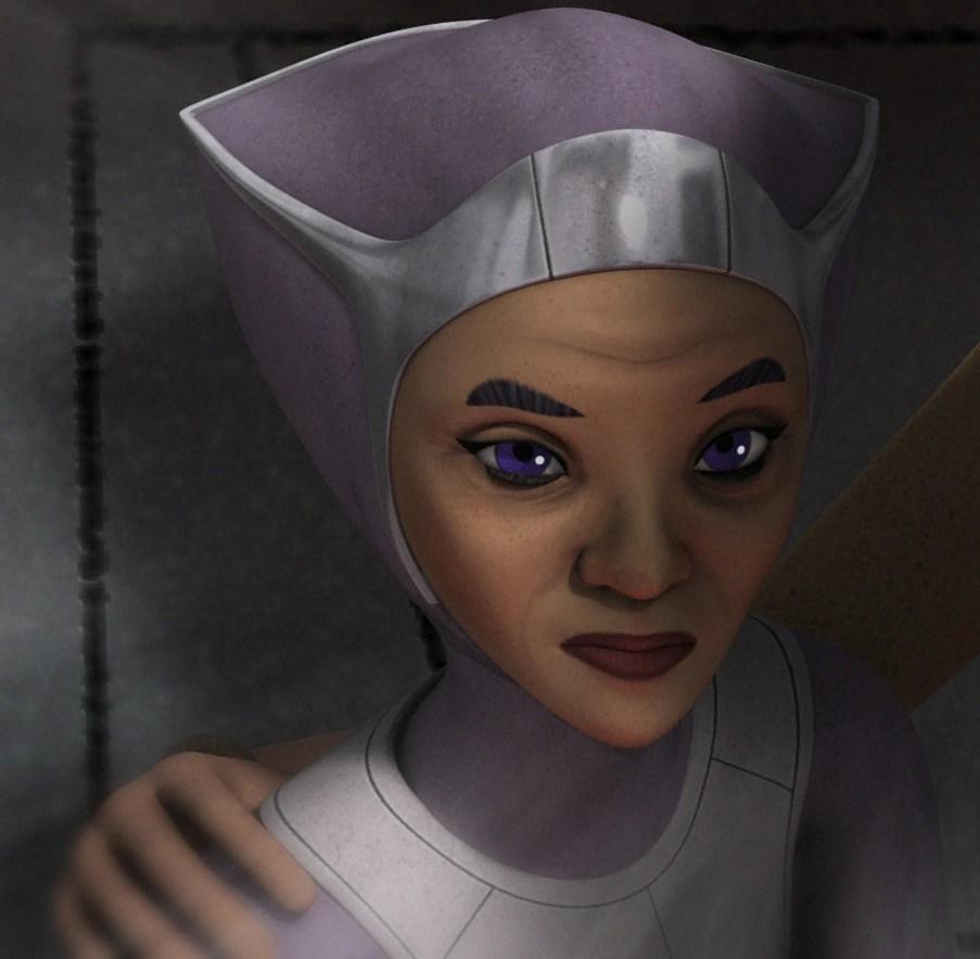 Mira Bridger Star Wars Rebels Wiki FANDOM Powered By Wikia