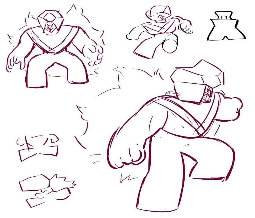 Jasper Steven Universe Concept Art