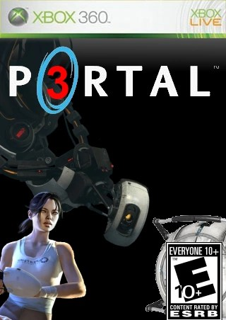 Portal 3 Video Game Fanon Wiki FANDOM Powered By Wikia