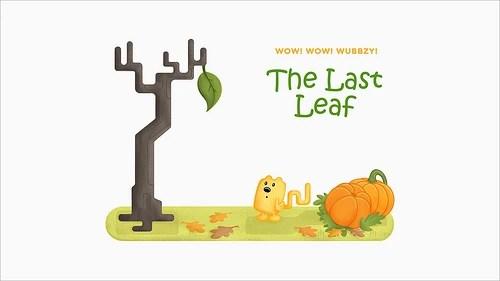 Wow Last Wubbzy Leaf Wow