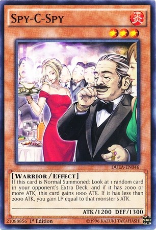 Spy C Spy Yu Gi Oh Fandom Powered By Wikia